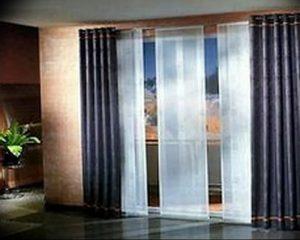 фото Японские шторы от 16.08.2017 №016 - Japanese Curtains