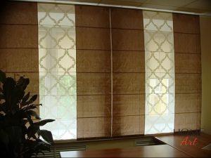 фото Японские шторы от 16.08.2017 №072 - Japanese Curtains