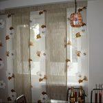 фото Японские шторы от 16.08.2017 №073 - Japanese Curtains