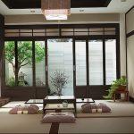фото Японский интерьер комнаты от 19.08.2017 №002 - Japanese room interior_design-foto