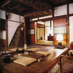 фото Японский интерьер комнаты от 19.08.2017 №006 - Japanese room interior_design-foto