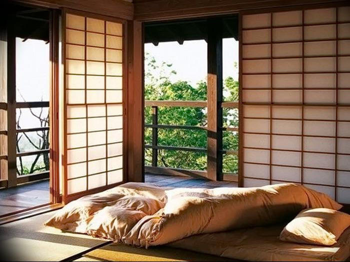фото Японский интерьер комнаты от 19.08.2017 №008 - Japanese room interior_design-foto