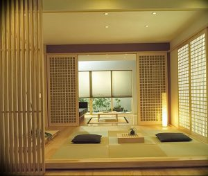 фото Японский интерьер комнаты от 19.08.2017 №017 - Japanese room interior_design-foto