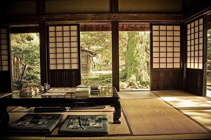 фото Японский интерьер комнаты от 19.08.2017 №018 - Japanese room interior_design-foto