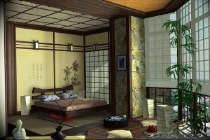 фото Японский интерьер комнаты от 19.08.2017 №024 - Japanese room interior_design-foto