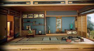 фото Японский интерьер комнаты от 19.08.2017 №027 - Japanese room interior_design-foto