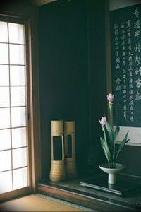 фото Японский интерьер комнаты от 19.08.2017 №029 - Japanese room interior_design-foto