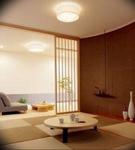 фото Японский интерьер комнаты от 19.08.2017 №030 - Japanese room interior_design-foto