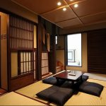 фото Японский интерьер комнаты от 19.08.2017 №033 - Japanese room interior_design-foto