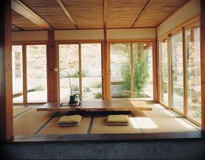 фото Японский интерьер комнаты от 19.08.2017 №039 - Japanese room interior_design-foto