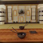 фото Японский интерьер комнаты от 19.08.2017 №043 - Japanese room interior_design-foto
