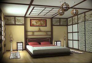 фото Японский интерьер комнаты от 19.08.2017 №045 - Japanese room interior_design-foto