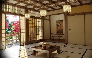 фото Японский интерьер комнаты от 19.08.2017 №046 - Japanese room interior_design-foto