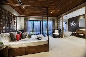 фото Японский интерьер комнаты от 19.08.2017 №047 - Japanese room interior_design-foto