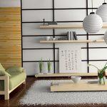 фото Японский интерьер комнаты от 19.08.2017 №051 - Japanese room interior_design-foto