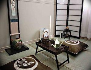 фото Японский интерьер комнаты от 19.08.2017 №059 - Japanese room interior_design-foto