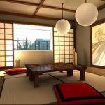 фото Японский интерьер комнаты от 19.08.2017 №066 - Japanese room interior_design-foto