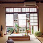 фото Японский интерьер комнаты от 19.08.2017 №071 - Japanese room interior_design-foto