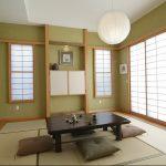 фото Японский интерьер комнаты от 19.08.2017 №078 - Japanese room interior_design-foto