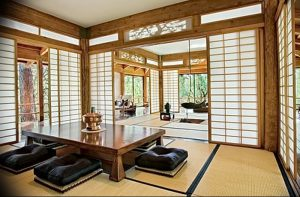 фото Японский интерьер комнаты от 19.08.2017 №091 - Japanese room interior_design-foto
