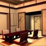 фото Японский интерьер от 08.08.2017 №035 - Japanese interior