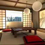 фото Японский интерьер от 08.08.2017 №042 - Japanese interior