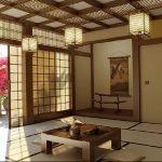 фото Японский интерьер от 08.08.2017 №044 - Japanese interior