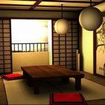 фото Японский интерьер от 08.08.2017 №054 - Japanese interior