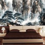 фото Интерьер спальни в японском стиле от 22.09.2017 №009 - 1 - design-foto.ru