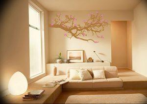 фото Интерьер спальни в японском стиле от 22.09.2017 №010 - 1 - design-foto.ru