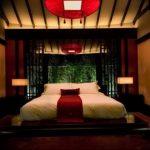 фото Интерьер спальни в японском стиле от 22.09.2017 №017 - 1 - design-foto.ru