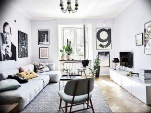 фото Как украсить интерьер гостиной от 08.09.2017 №028 - How to decorate the interior