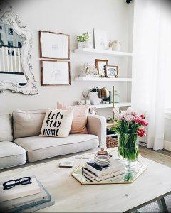 фото Как украсить интерьер гостиной от 08.09.2017 №037 - How to decorate the interior