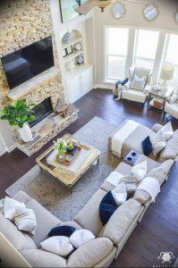фото Как украсить интерьер гостиной от 08.09.2017 №051 - How to decorate the interior