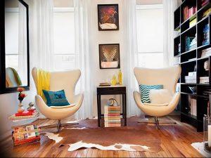 фото Как украсить интерьер гостиной от 08.09.2017 №060 - How to decorate the interior