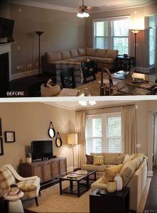 фото Как украсить интерьер гостиной от 08.09.2017 №082 - How to decorate the interior