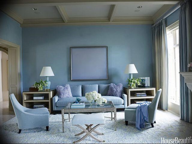 Как украсить интерьер гостиной