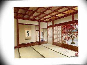 фото Японские предметы интерьера от 30.10.2017 №080 - Japanese interior items