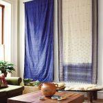 фото Оформление интерьера тканью от 31.10.2017 №004 - Interior decoration with fabric