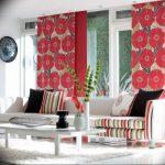 фото Оформление интерьера тканью от 31.10.2017 №006 - Interior decoration with fabric