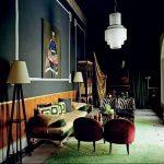 фото Оформление интерьера тканью от 31.10.2017 №010 - Interior decoration with fabric