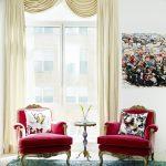 фото Оформление интерьера тканью от 31.10.2017 №017 - Interior decoration with fabric