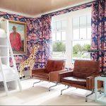 фото Оформление интерьера тканью от 31.10.2017 №023 - Interior decoration with fabric