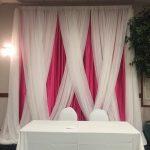 фото Оформление интерьера тканью от 31.10.2017 №025 - Interior decoration with fabric
