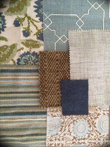 фото Оформление интерьера тканью от 31.10.2017 №029 - Interior decoration with fabric