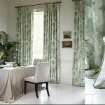 фото Оформление интерьера тканью от 31.10.2017 №034 - Interior decoration with fabric