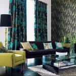 фото Оформление интерьера тканью от 31.10.2017 №055 - Interior decoration with fabric