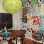 фото Оформление интерьера тканью от 31.10.2017 №074 - Interior decoration with fabric
