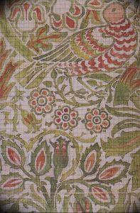 фото Оформление интерьера тканью от 31.10.2017 №075 - Interior decoration with fabric