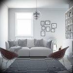 фото Оформление интерьера тканью от 31.10.2017 №082 - Interior decoration with fabric